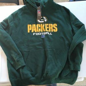 NFL Green Bay Packers Hooded Sweatshirt